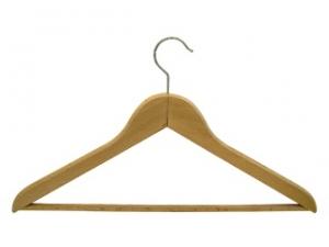 Rounded men`s hanger