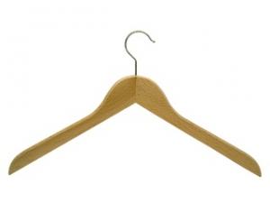 Rounded ladies` hanger