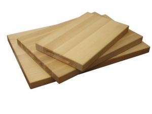 Dřevěné kuchyňské prkénko s úchopy 500x350x35 mm