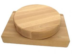 Dřevěná masodeska 500x350x75 mm