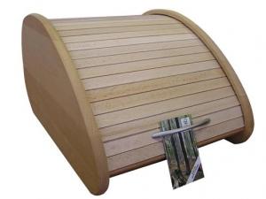 Dřevěný chlebník Slza 300