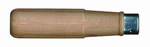 Rukojeť dřevěná šroubováková 100 mm