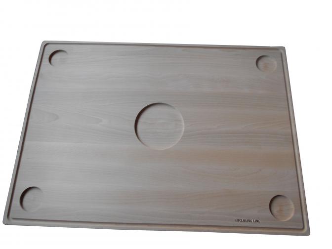 Dřevěné prkénko R-0402