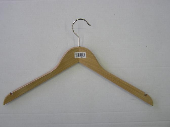 Rounded men´s hanger