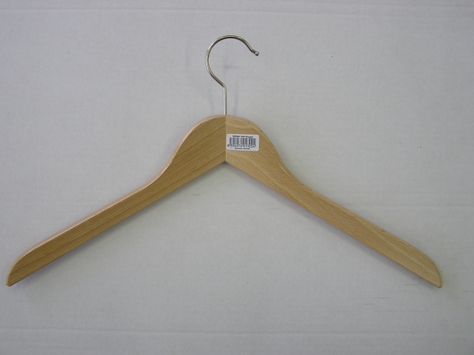 Rounded ladie´s hanger