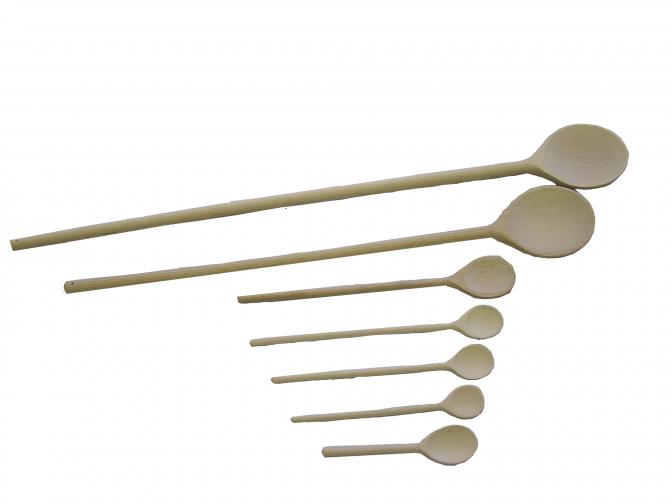 Round spoon 40 cm